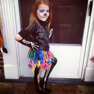 Skelita Calaveras Costumes for Kids