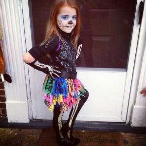 Skelita Calaveras Costumes for Kids