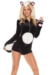 Skunk Costume for Women