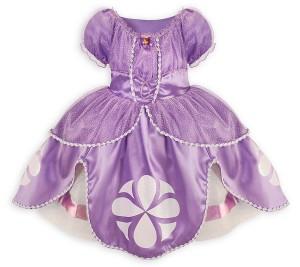 Sofia Princess Costume