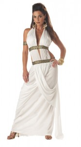 Spartan Queen Costume
