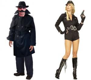 Spy Costume