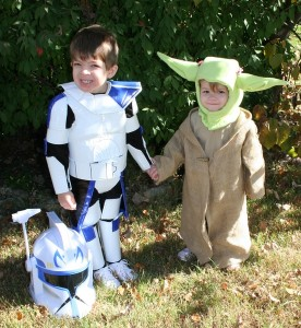 Star Wars Costumes Kids