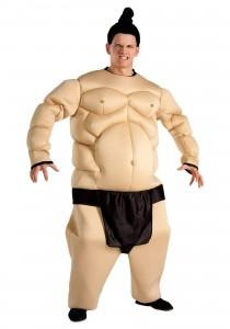 Sumo Wrestlers Costumes