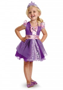 Tangled Costume Toddler