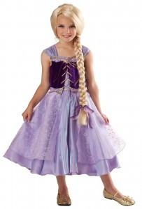 Tangled Princess Costume