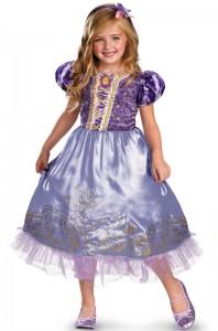 Tangled Toddler Costume