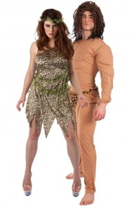 Tarzan and Jane Costume