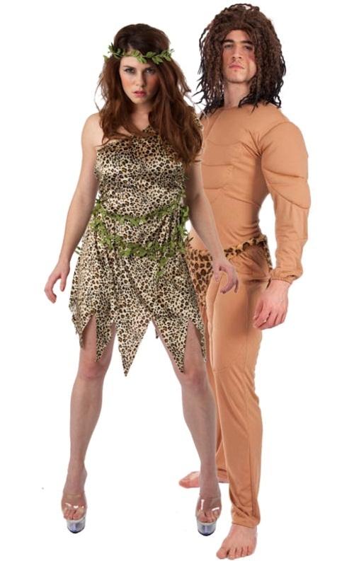 Tarzan and Jane Costumes | CostumesFC.com