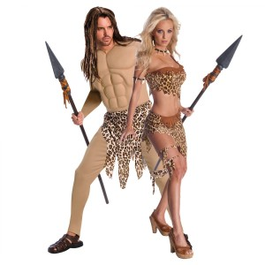Tarzan and Jane Costumes