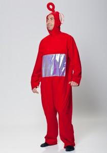 Teletubbies Po Costume