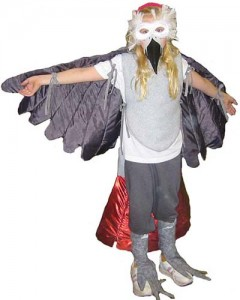 The Birds Costume
