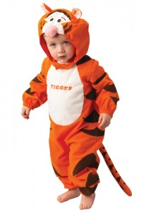 Tigger Costume for Baby