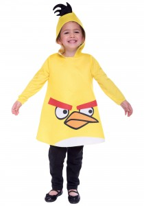 Toddler Angry Birds Costume