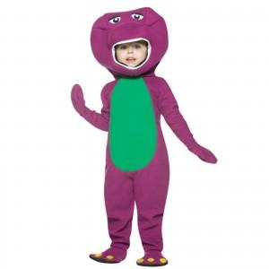 Toddler Barney Costume