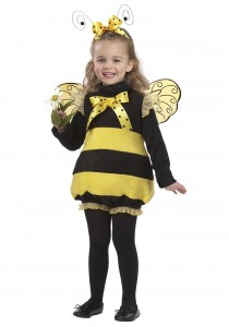 Toddler Bumblebee Costume