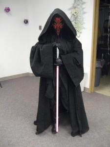 Toddler Darth Maul Costume