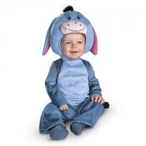 Toddler Eeyore Costume