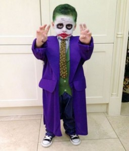 Toddler Joker Costume