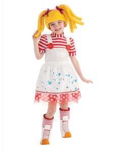 Toddler Lalaloopsy Costume