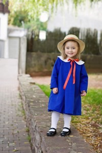 Toddler Madeline Costume