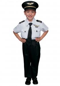 Toddler Pilot Costume
