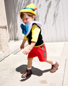 Toddler Pinocchio Costume