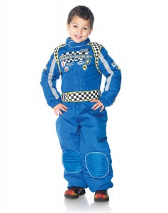 Toddler Race Car Driver Costume