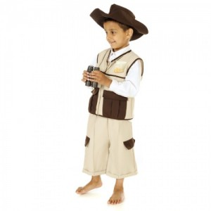 Toddler Safari Costume