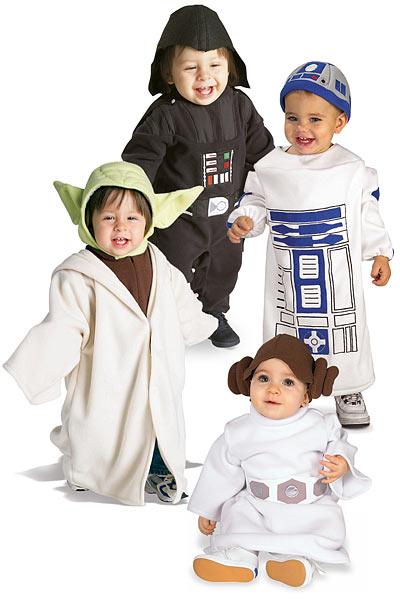 Toddler Star Wars Costumes