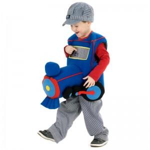 Toddler Thomas the Train Costume