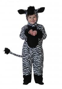 Toddler Zebra Costume