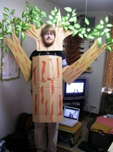Tree Costume Ideas