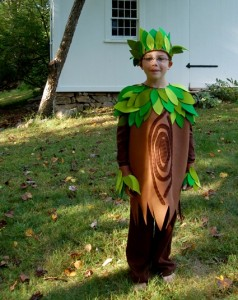 Tree Costume for Toddler