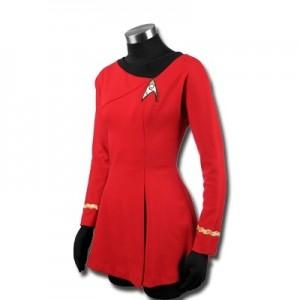 Uhura Costume Pattern