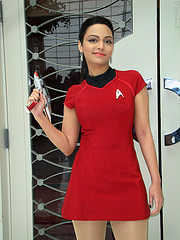 Uhura Costumes for Girls
