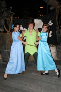 Wendy and Peter Pan Costume
