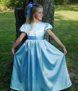 Wendys Girl Costume