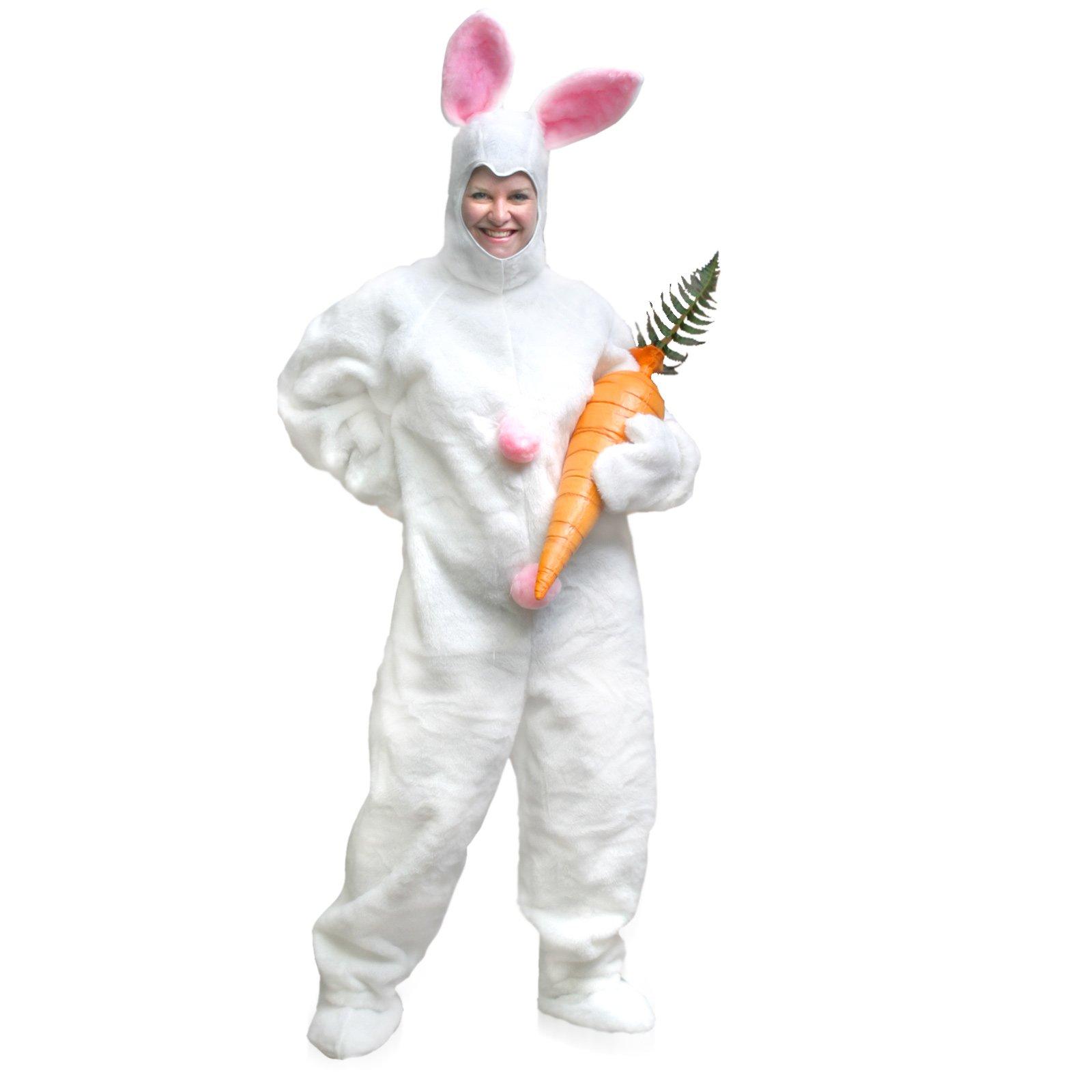 Adult bunny rabbit costume
