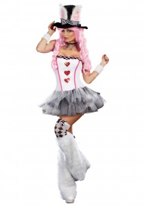 White Rabbit Costume Ideas