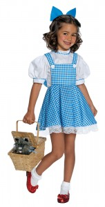 Wizard of Oz Dorothy Costume for Kids