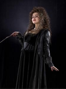 Women Bellatrix Lestrange Costume