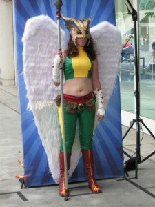 Women Hawkgirl Costumes