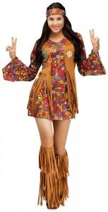 Womens Hippie Costume