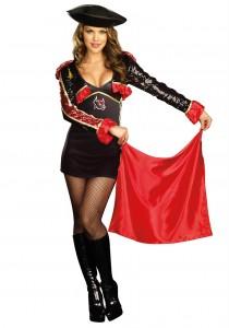 Womens Matador Costume