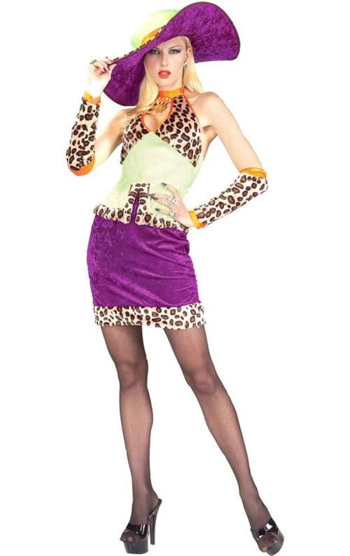 Womens Pimp Costume  sc 1 st  Costumes FC & Pimp Costume | Costumes FC