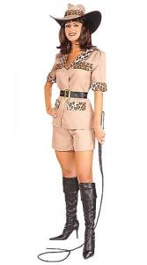 Womens Safari Costume