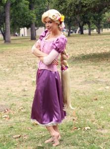 Womens Tangled Costumes