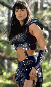 Xena Princess Warrior Costume