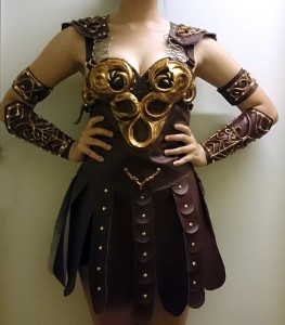 Xena Warrior Costume